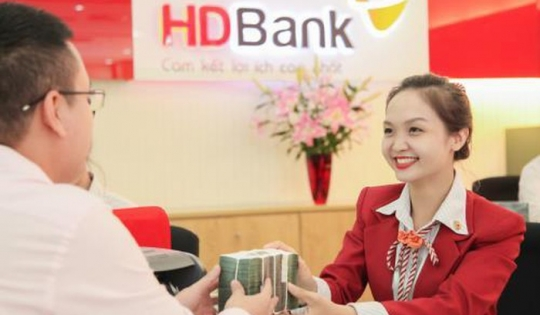 HDBank dành 10.000 tỷ đồng cho vay cá nhân và doanh nghiệp siêu nhỏ