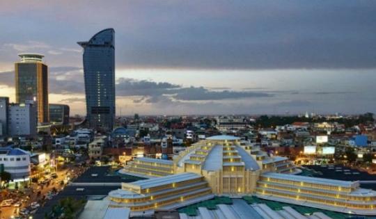 Yếu tố nào giúp kinh tế Campuchia tăng trưởng cao nhất Đông Nam Á?