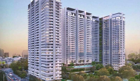 Dự án căn hộ Kingdom 101