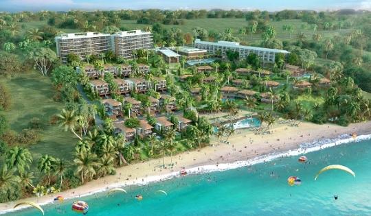 Dự án Edna Resort Mũi Né