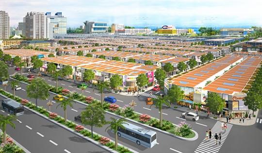 Dự án đất nền Golden Center City 3