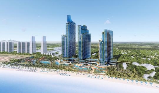 Dự án Sunbay Park Hotel & Resort Phan Rang