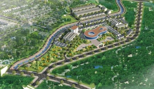 Đất nền Mỏ Bạch Central Hills Thái Nguyên
