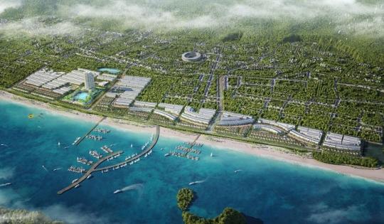 Khu đô thị Green Dragon City Quảng Ninh