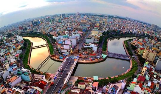 Đô thị Việt Nam đang đối mặt nhiều thách thức