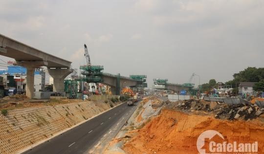 4 dự án hạ tầng tác động mạnh tới BĐS khu Đông Sài Gòn giờ ra sao?