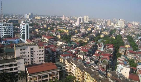 Bất động sản 24h: Tường chung cư sập, chung cư bị tạm đình chỉ vẫn hoạt động