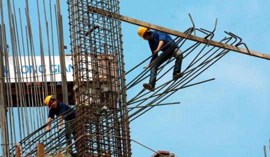 An toàn lao động xây dựng: Nỗi lo thường trực