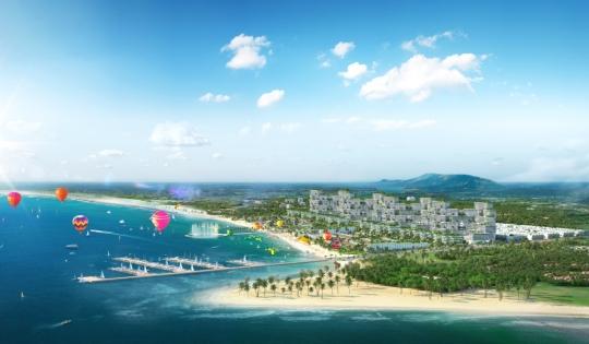 Choáng ngợp với tổ hợp 12 phân khu đẳng cấp 5 sao tại Thanh Long Bay