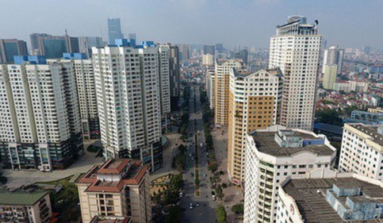 Hà Nội: Chung cư tăng giá, căn hộ dịch vụ nhỏ lên ngôi