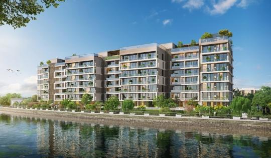 Giới nhà giàu chi tiền tỷ để sở hữu căn hộ hạng sang có diện tích lớn hiếm hoi tại TP.HCM