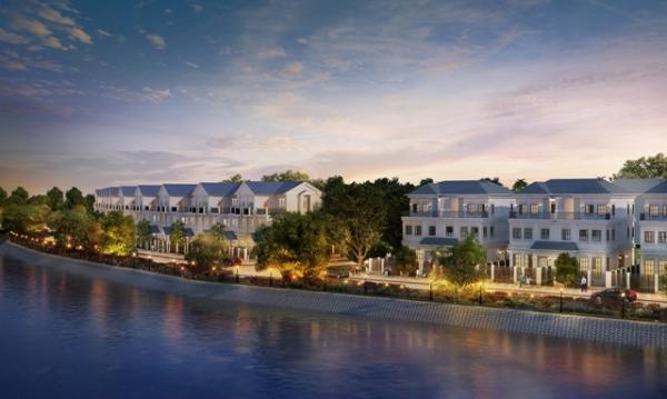 Biệt thự dự án lakeview city quận 2