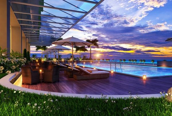 Khu căn hộ nghỉ dưỡng Ariyana Smart Condotel 3