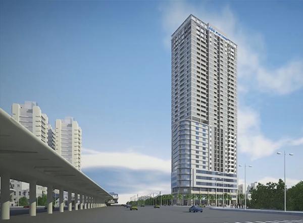 Khu căn hộ FLC Star Tower 1
