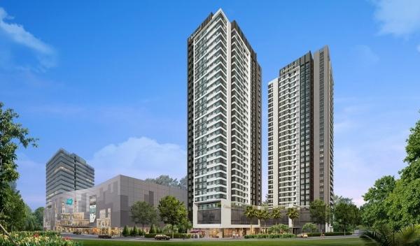 Khu căn hộ dịch vụ Nam Sài Gòn – Mapletree 1