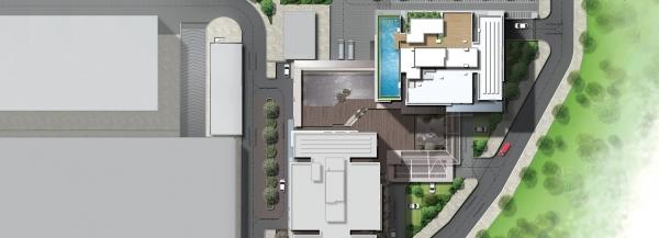 Khu căn hộ RichLane Residences 4
