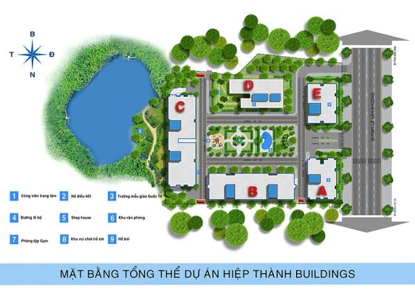 Dự án căn hộ Hiệp Thành Buildings
