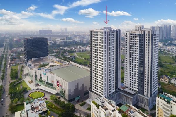 Dự án Oakwood Residence Saigon 1