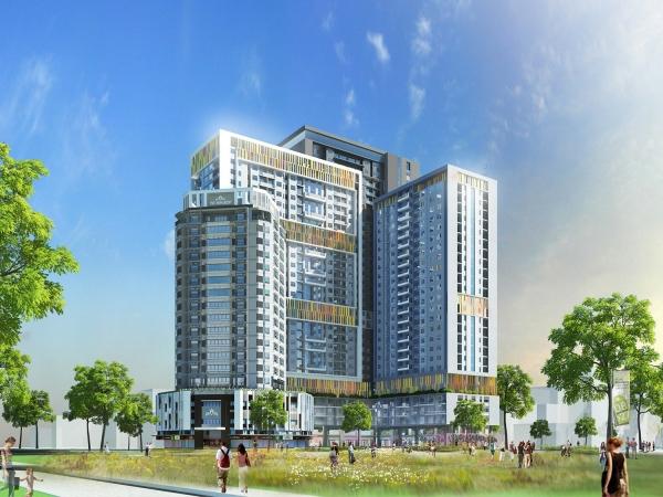 Quy mô dự án căn hộ Monarchy đà nẵng