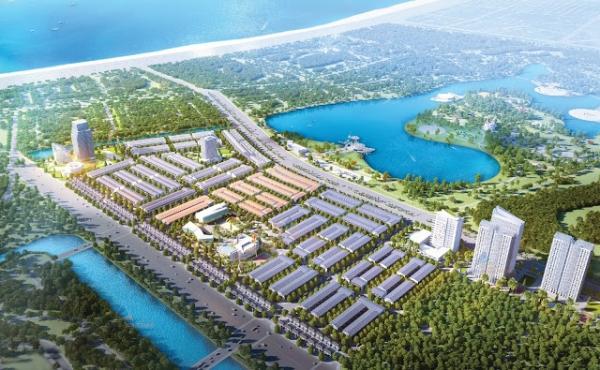 Khu đô thị Lakeside Palace