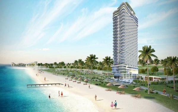 Quy mô dự án căn hộ TMS Luxury Hotel & Residence Quy Nhon