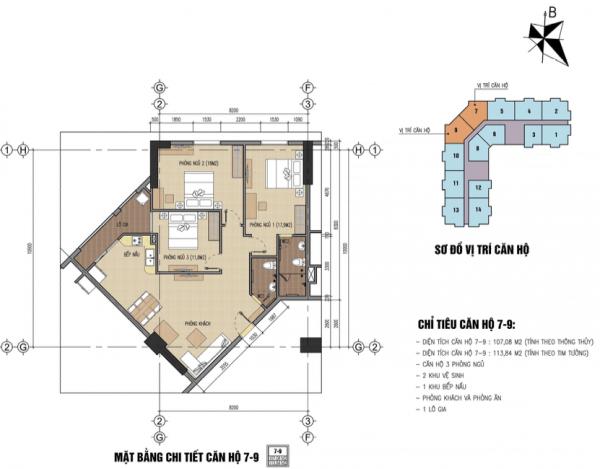 Khu nhà ở B32 Đại Mỗ Hà Nội