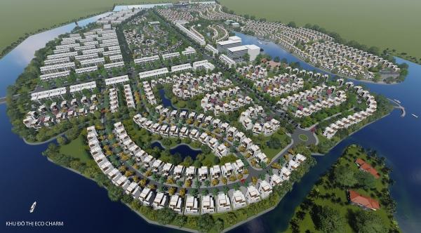 Quy mô dự án Ecocharm Premier Island Đà Nẵng