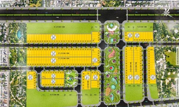 Khu đô thị Finsion Complex City Quảng Nam