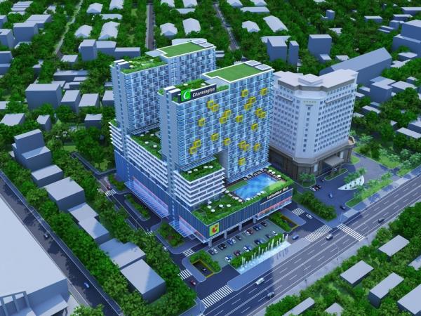 Charmington Tân Sơn Nhất - Thiên đường nghỉ dưỡng tuyệt vời 938680197