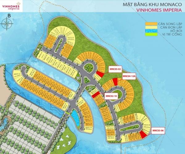 Biệt thự The New Monaco Hải Phòng