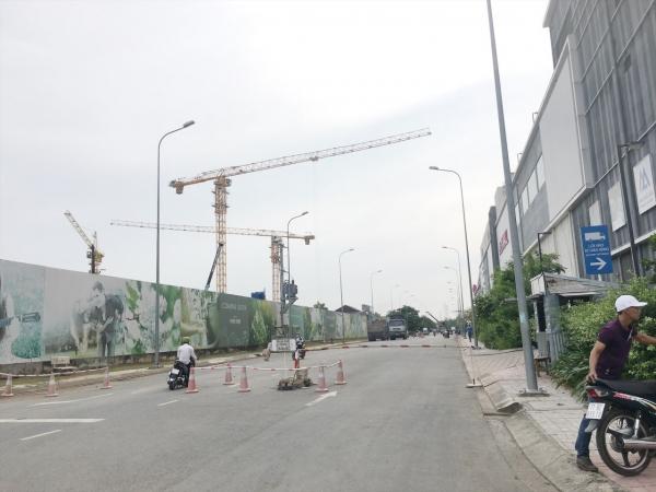 Thực tế tiến độ xây dựng dự án chung cư Hoa Lâm Bình Tân