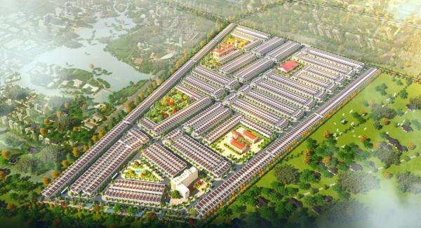 Phối cảnh dự án khu dân cư Nam Long TAT Bàu Bàng, Bình Dương
