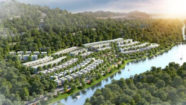 Phối cảnh dự án Dameva Residence Nha Trang