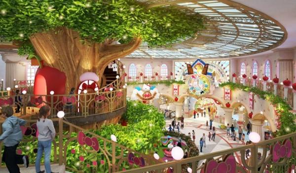 Dự án Sanrio Hello Kitty World Hà Nội