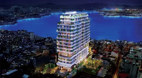 Five Star West Lake, phoi canh Five Star West Lake, Five Star West Lake ha noi