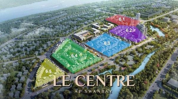 Dự án Shophouse Le Centre Swanbay Nhơn Trạch