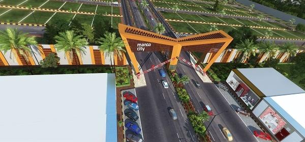 Dự án đất nền Mango City Cam Lâm