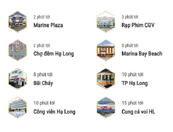 Tổ hợp khách sạn Eastin Phát Linh Hạ Long