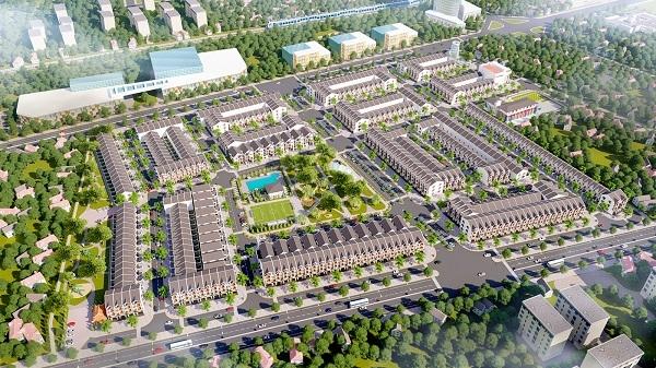 Khu dân cư Phú Mỹ Lộc Bình Định
