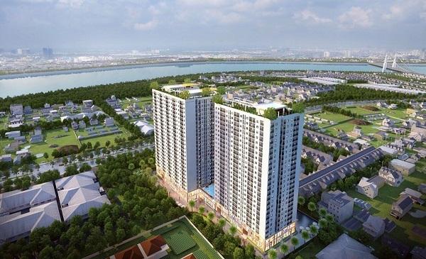 Quy mô dự án căn hộ Stown Gateway Bình Dương