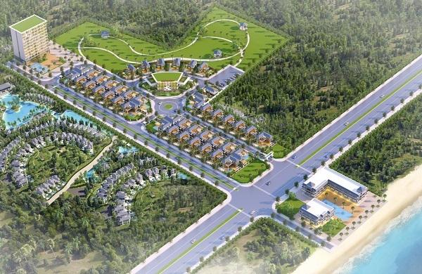 Tổ hợp nghỉ dưỡng Tropical Ocean Villa & Resort Bình Thuận