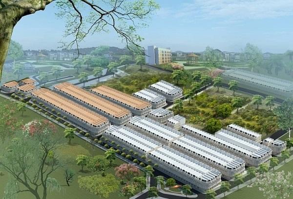 Khu nhà ở Phú Hồng Khang và Phú Hồng Đạt Bình Dương