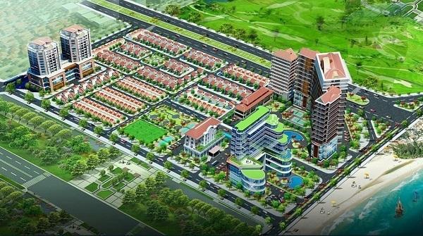 Tổ hợp nghỉ dưỡng Cửa Lò Beach Villa Nghệ An