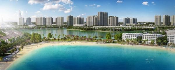 Phân khu cao tầng dự án Vinhomes Ocean Park Gia Lâm