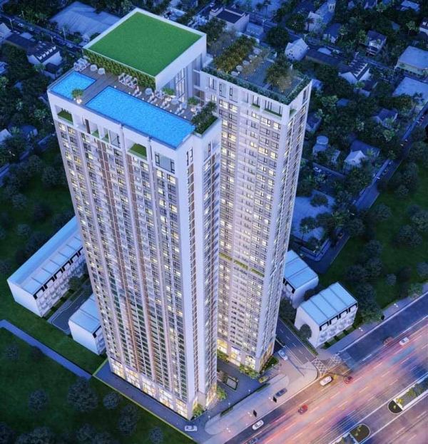 Tổ hợp nhà ở, căn hộ Imperium Town Nha Trang