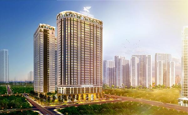 Quy mô dự án căn hộ Sunshine Garden Hà Nội