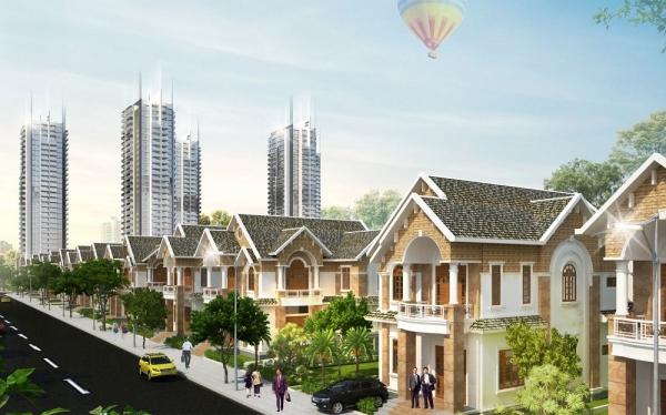 Khu đô thị Homeland Central Park Đà Nẵng