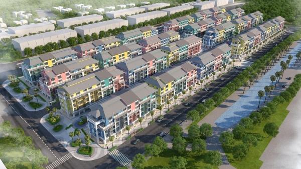Phân khu 2 Khu đô thị thương mại hỗn hợp