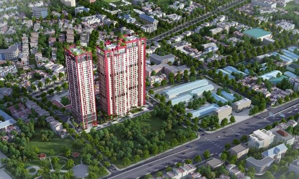 Dự án căn hộ Hà Nội Paragon