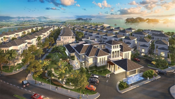 Biệt thự Grand Bay Townhouse Hạ Long